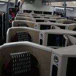 【JALビジネスクラス搭乗記】夜便でフルフラットシートはやはり快適!(CGK-NRT)