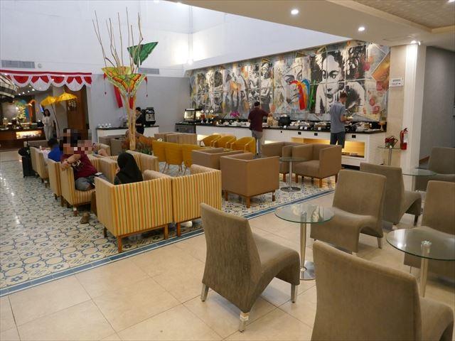 【バリ島】デンパサール空港のプライオリティパスで入れる国内線ラウンジは意外に充実!