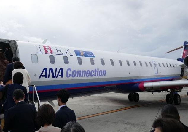 初搭乗!アイベックスエアラインズ(IBEX)で福岡へ