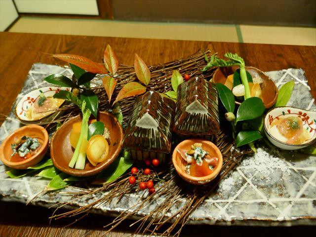 【つじ華】京都祇園 元お茶屋でいただく美味しい京料理♪