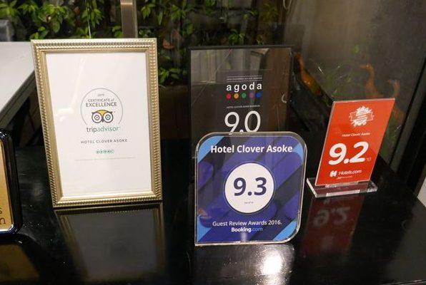 バンコクの女子旅にオススメのホテル「クローバーアソーク」