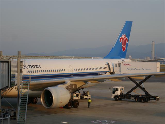【搭乗記】口コミ評価の低い中国南方航空は本当にレベルが低い!?