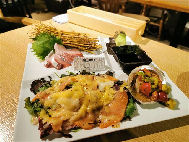 ホテル「サクラテラス ザ ギャラリー」の種類豊富で美味しい朝食&夕食