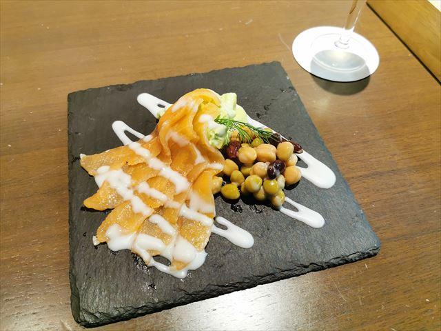 ホテルイビス大阪梅田の夕食