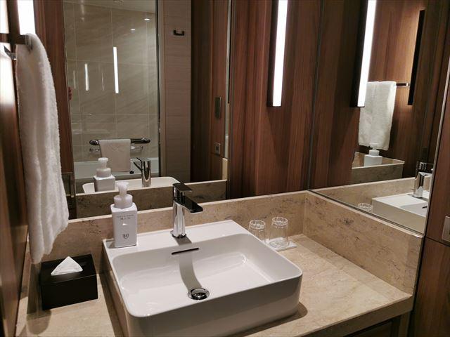 ロイヤルパークホテルアイコニック大阪御堂筋の部屋