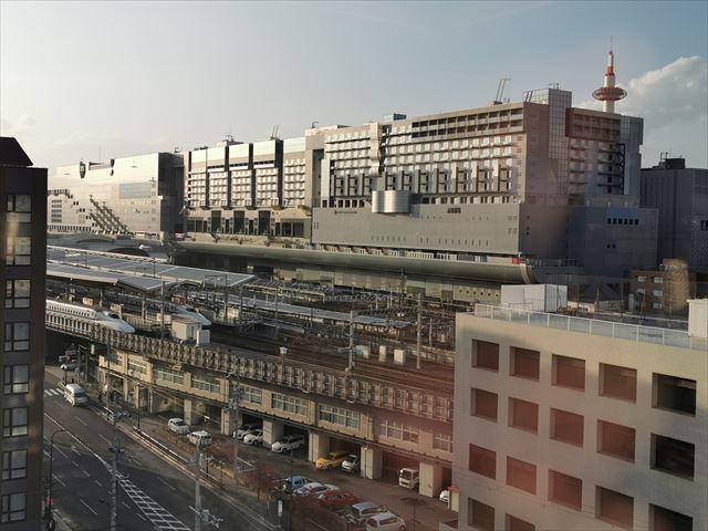 ダイワロイヤルホテルグランデ京都のラウンジ
