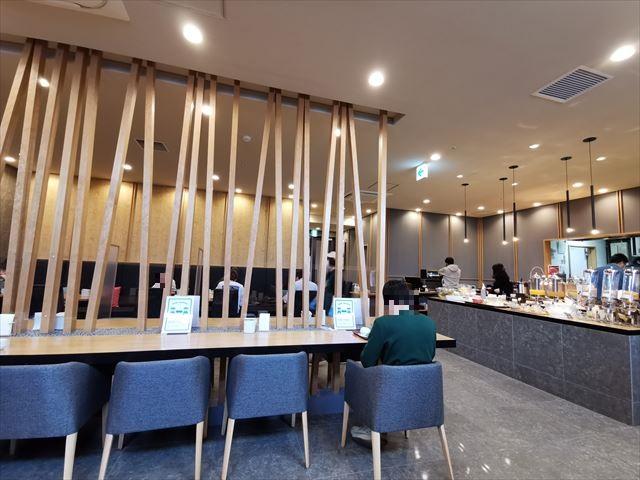 ホテルミュッセ京都四条河原町名鉄の朝食