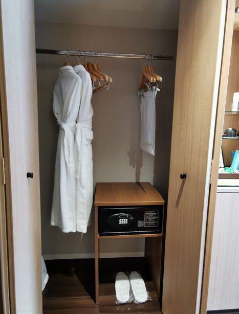 コートヤードバイマリオット新大阪ステーションの部屋の備品