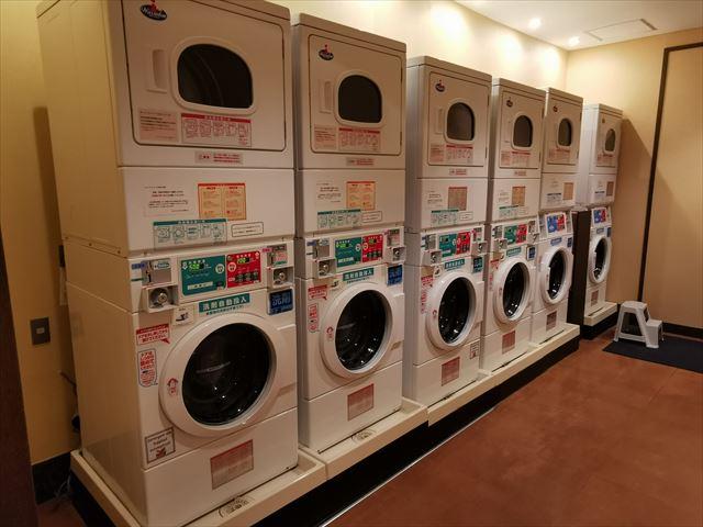 オリエンタルホテル東京ベイ ランドリー