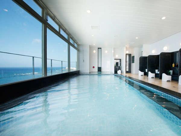 ベッセルホテルカンパーナ沖縄の大浴場