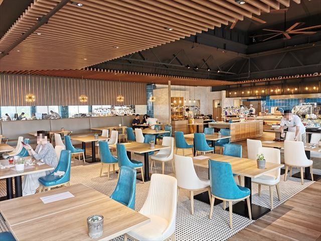オキナワマリオットリゾート&スパのレストラン