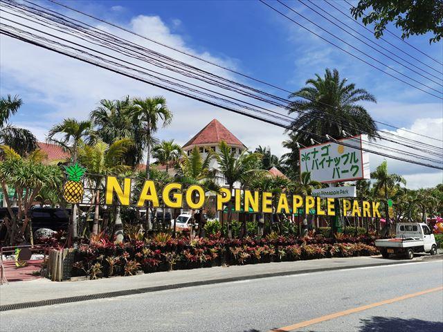 【沖縄】ナゴパイナップルパークに行ってきたさ~!