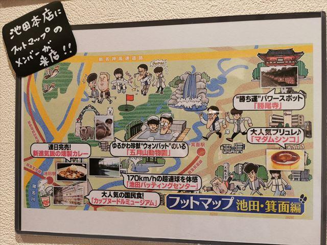 フットマップ
