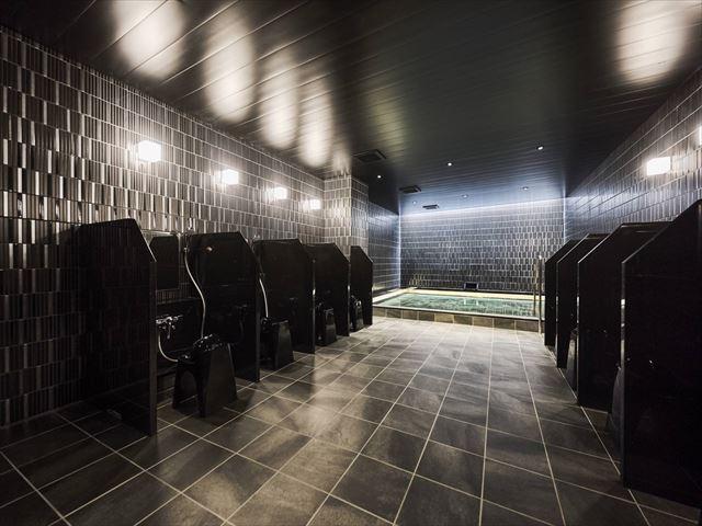 ロイヤルパークキャンバス京都二条の大浴場