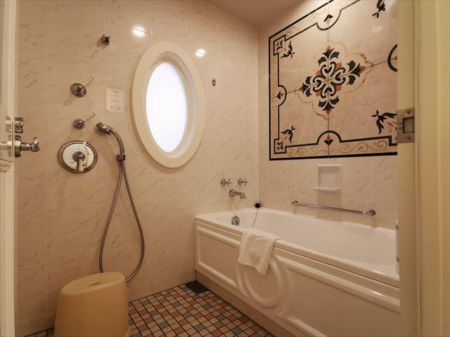 ディズニーランドホテルの風呂