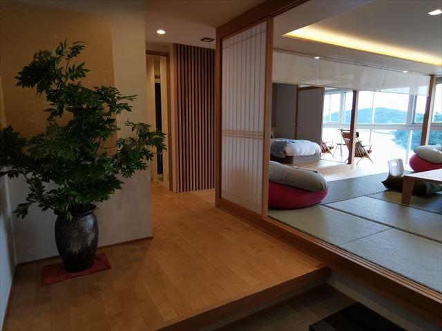 鳥羽グランドホテル 桜フロア特別室