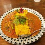 【円町カレー巡り】「謹製咖喱酒舗アムリタ」でチキンと野菜のカレー♪
