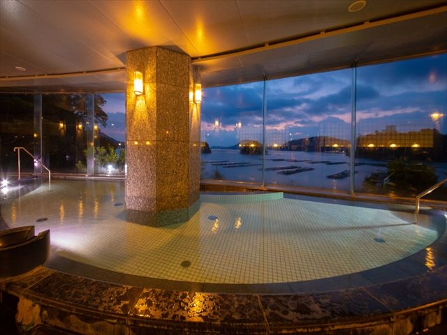 鳥羽グランドホテル温泉