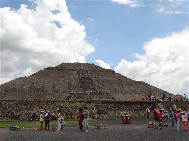 メキシコ ティオティワカン