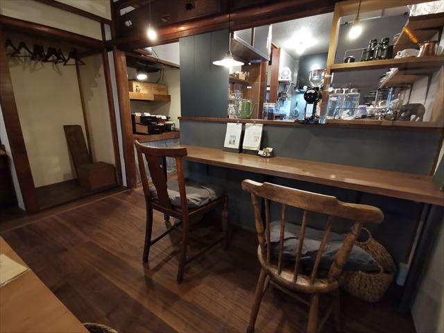 カフェ オリジ(cafe origi)の店内