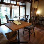 居心地良い西陣の隠れ家カフェ「オリジ」で抹茶こけ玉パフェ♪