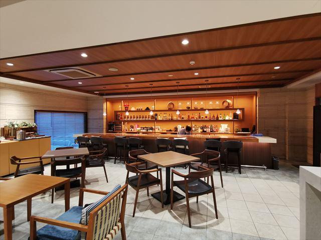 SAKURA TERRACE(サクラテラス)ホテル バーカウンター
