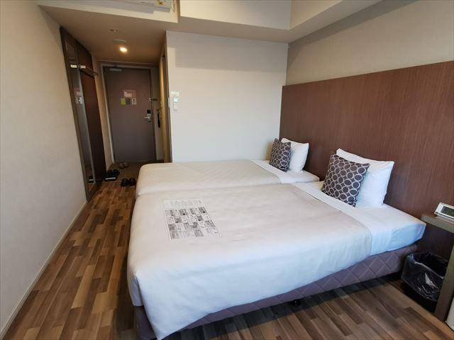SAKURA TERRACE(サクラテラス)ホテルの部屋
