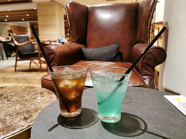 SAKURA TERRACE(サクラテラス)ホテルのウエルカムドリンク