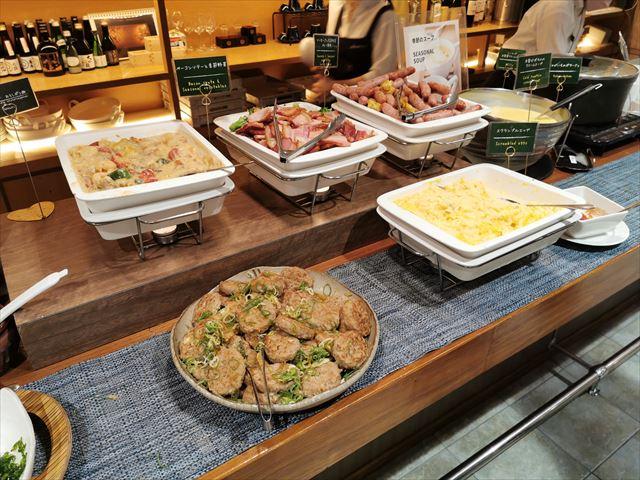 SAKURA TERRACE(サクラテラス)ホテルの朝食
