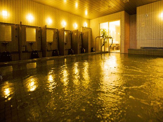 SAKURA TERRACE(サクラテラス)ホテルの大浴場