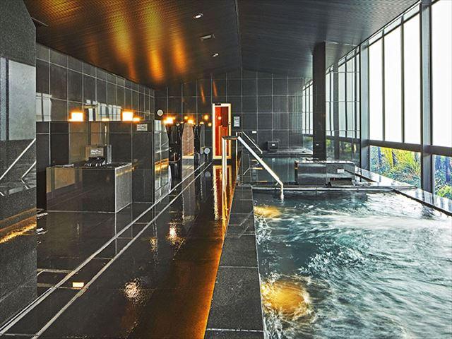 ホテルエミオン京都の大浴場
