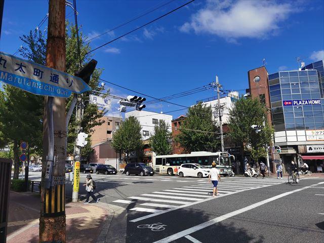 京都市中京区円町